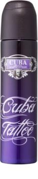 Cuba Tattoo eau de parfum pentru femei 100 ml