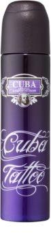 Cuba Tattoo eau de parfum pour femme 100 ml