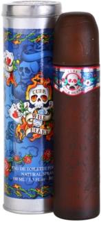 Cuba Wild Heart Eau de Toilette para homens 100 ml