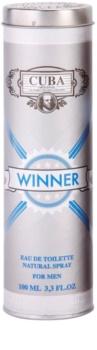 Cuba Winner eau de toilette férfiaknak 100 ml