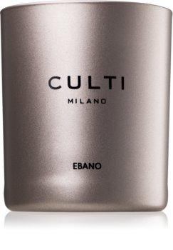 Culti Candle Ebano Geurkaars 250 gr