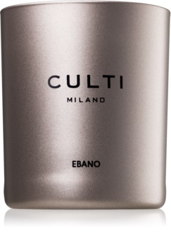 Culti Candle Ebano scented candle