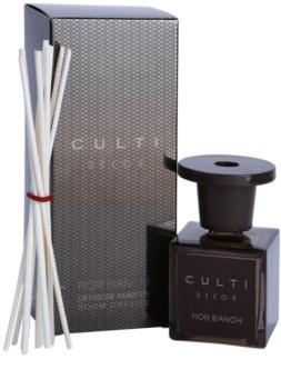 Culti Decor Fiori Bianchi Aroma Diffuser With Refill 100 ml