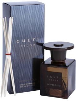 Culti Decor Incenso D'Oud aroma difuzér s náplní 250 ml