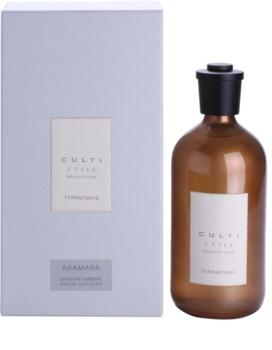 Culti Grandtour aroma Diffuser met navulling 1000 ml  (Terraforte Aramara)