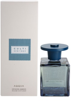 Culti Heritage Aqqua aroma difusor com recarga 500 ml  (Blue Arabesque)