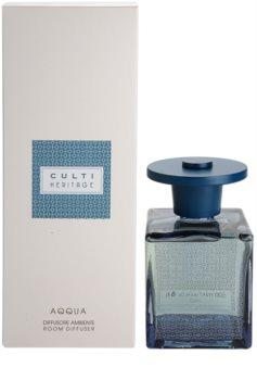 Culti Heritage Aqqua aroma difuzér s náplní 500 ml  (Blue Arabesque)