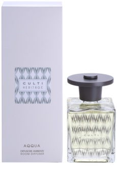 Culti Heritage Aqqua aroma difuzor cu rezervã (Clear Wave) 500 ml