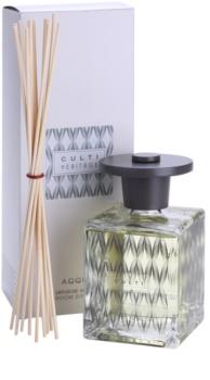 Culti Heritage Aqqua Aroma Diffuser met vulling 500 ml  (Clear Wave)