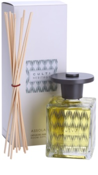 Culti Heritage Assolato Aroma Diffuser With Filling 500 ml II. (Clear Wave)