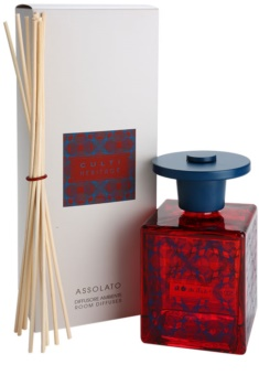 Culti Heritage Assolato diffuseur d'huiles essentielles avec recharge 500 ml  (Red Echo)