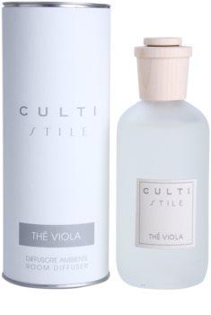 Culti Stile Thé Viola aroma difuzor s polnilom