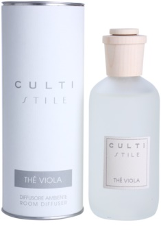 Culti Stile Thé Viola diffuseur d'huiles essentielles avec recharge 250 ml