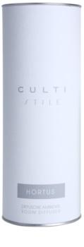 Culti Stile Hortus Aroma Diffuser mit Nachfüllung 500 ml