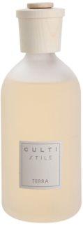 Culti Stile aroma difuzor s polnilom 250 ml srednje pakiranje (Terra)