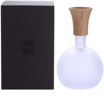 Culti Vase White Matt Aroma Diffuser Without Refill 1500 ml