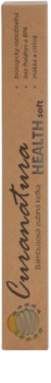 Curanatura Health bambusowa szczoteczka do zębów soft