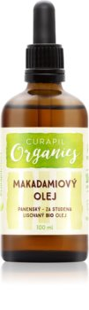 Curapil Organics λάδι μακαντάμ για σώμα και μαλλιά