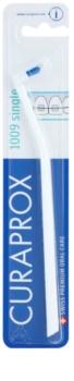 Curaprox 1009 Single монопучкова зубна щітка для користувачів брекет-систем