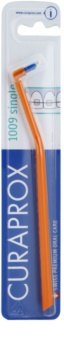 Curaprox 1009 Single jednozväzková zubná kefka pre používateľov fixného strojčeka