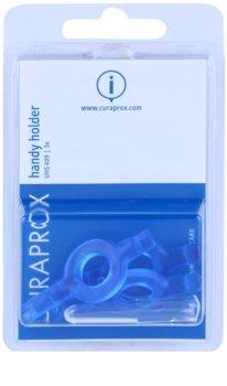 Curaprox Handy Holder UHS 409 držáky mezizubních kartáčků 3 ks