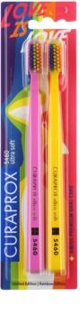 Curaprox 5460 Ultra Soft Rainbow Edition szczoteczki do zębów 2 szt.