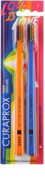 Curaprox 5460 Ultra Soft Rainbow Edition zubní kartáčky 2 ks