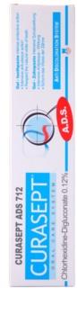 Curaprox Curasept ADS 712 creme dental antibacteriano em gel para pós cirurgia