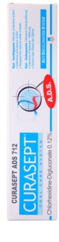 Curaprox Curasept ADS 712 gel dentifrice protection dents et gencives
