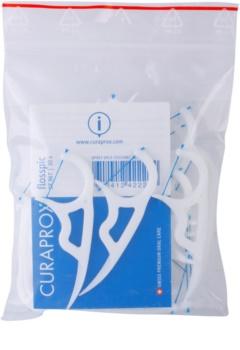 Curaprox Flosspic DF 967 hilo y palillo dentales  en un solo producto
