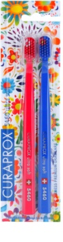 Curaprox 5460 Ultra Soft Hawai Edition fogkefék 2db