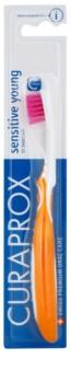 Curaprox Sensitive Young zubní kartáček pro děti soft