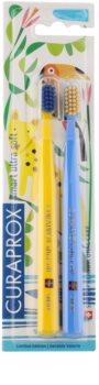 Curaprox 7600 Smart Ultra Soft Jungle Edition cepillo de dientes 2 uds