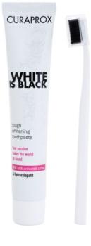 Curaprox White is Black kit di cosmetici I.