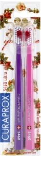 Curaprox 5460 Ultra Soft With Love zubní kartáčky 2 ks