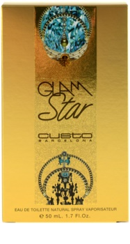 Custo Barcelona Glam Star Eau de Toilette für Damen 50 ml