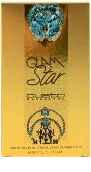 Custo Barcelona Glam Star eau de toilette nőknek 50 ml