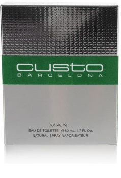 Custo Barcelona Custo Man Eau de Toilette for Men 50 ml