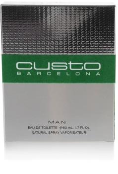 Custo Barcelona Custo Man eau de toilette pour homme 50 ml