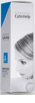 CutisHelp Health Care A - Acne Nachtcreme mit Hanf für problematische Haut, Akne