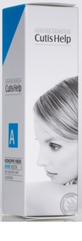 CutisHelp Health Care A - Acne Night Cream with Hemp For Problematic Skin, Acne