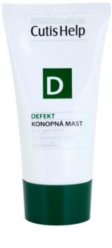 CutisHelp Health Care D - Defect kenderes kenőcs a bőrsérülésekre gyógyulást elősegítő