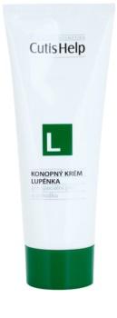CutisHelp Health Care L - Psoriasis crema de cáñamo eficaz para los síntomas de la psoriasis