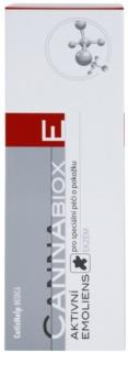 CutisHelp Medica CannaBiox E emulsie activa impotriva reactiilor alergice cutanate datorate eczemelor