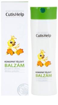 CutisHelp Mimi konopny balsam do ciała dla dzieci od urodzenia