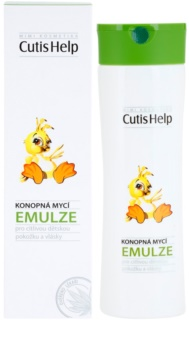CutisHelp Mimi Cleansing Lotion with Hemp For Children From Birth