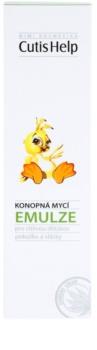 CutisHelp Mimi kenderes tisztító emulzió gyermekeknek születéstől kezdődően