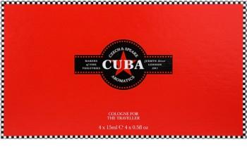 Czech & Speake Cuba darčeková sada