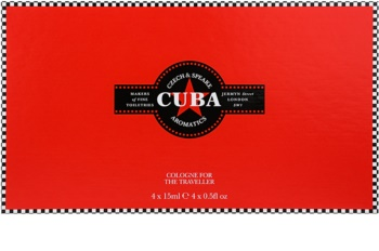 Czech & Speake Cuba dárková sada