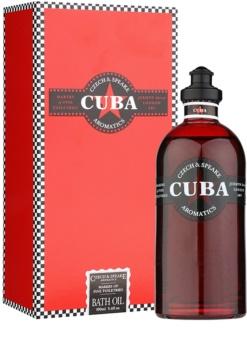 Czech & Speake Cuba huile de douche mixte 100 ml